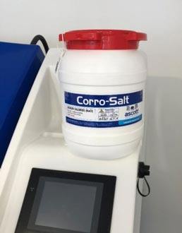 Highest purity salt for serious testing