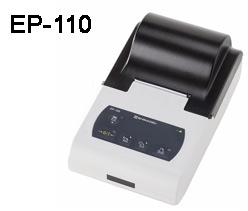 EP-110 enhanced Statistic dot matrix printer with internal clock and RS-232 interface and display