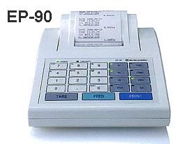 EP-90 Statistiknadeldrucker