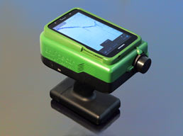Handheld Raman analyzer RaPort