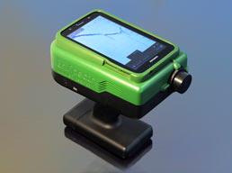 Handheld Raman analyzer RaPort
